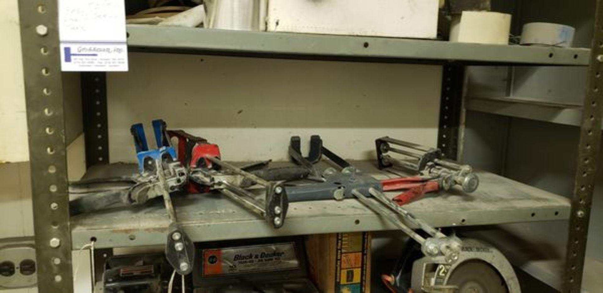 ASSORTED USED P&B GUN DISPENSERS