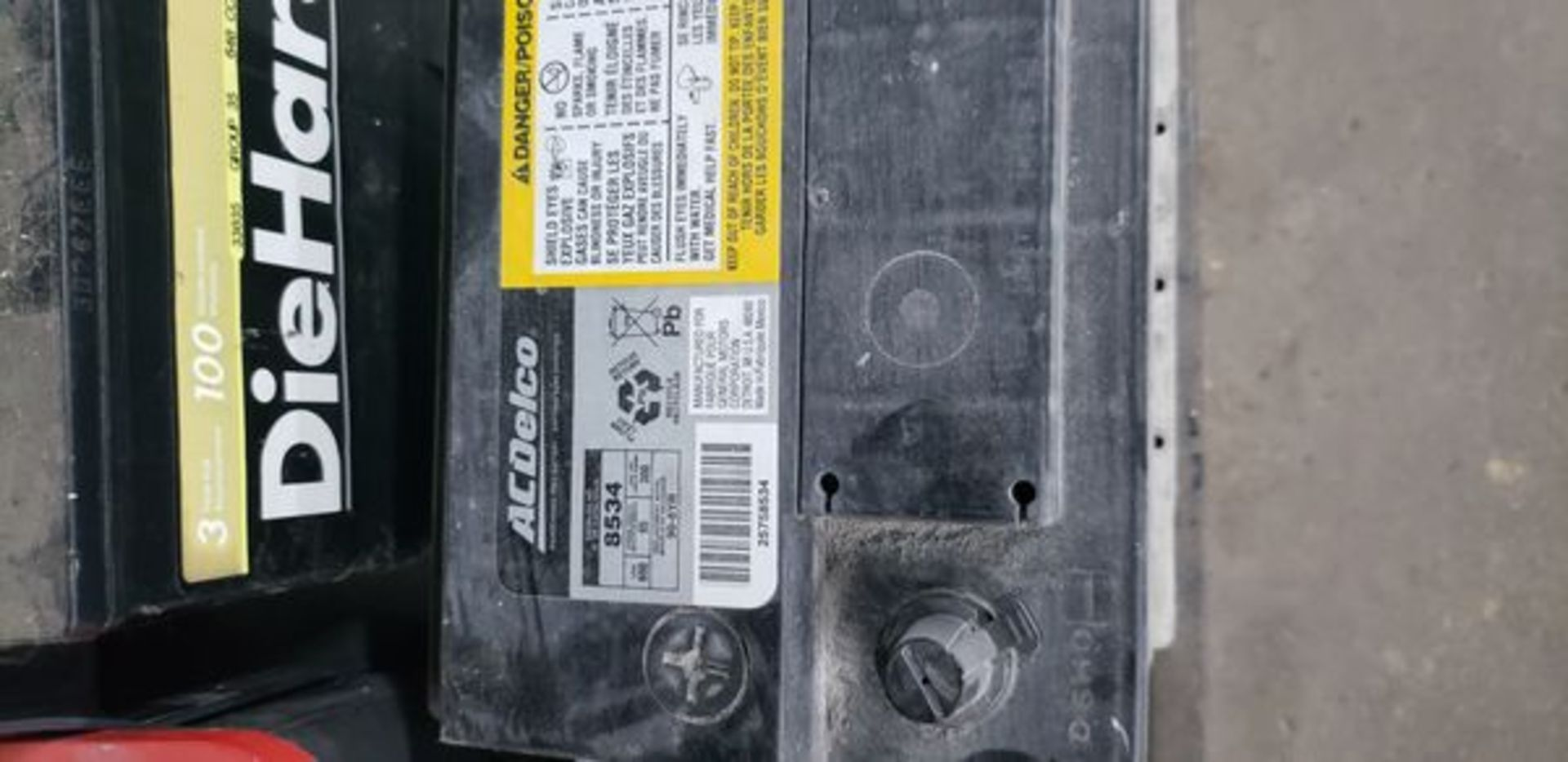 ASSORTED BATTERIES - Image 2 of 5
