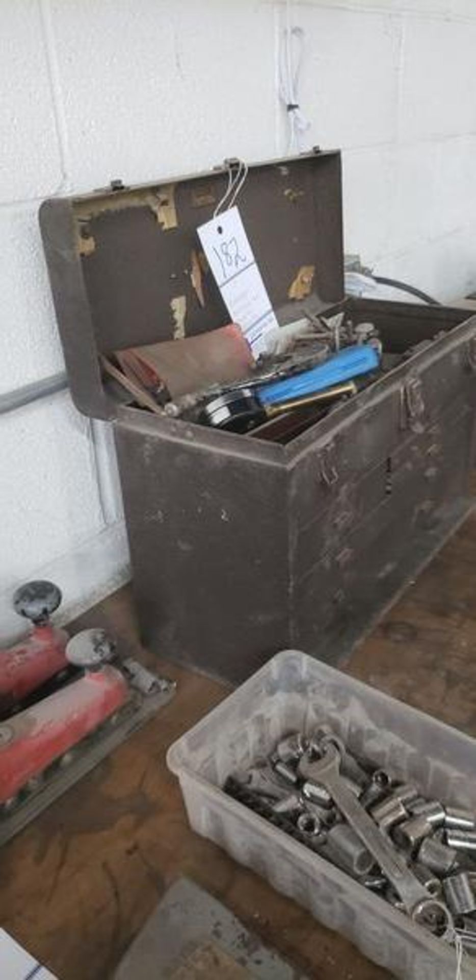 KENNEDY MACHINIST TOOL CHEST WITH CONTENTS - Image 2 of 11