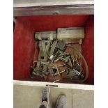 LOT OF TOOLS AND MISC IN DRAWER