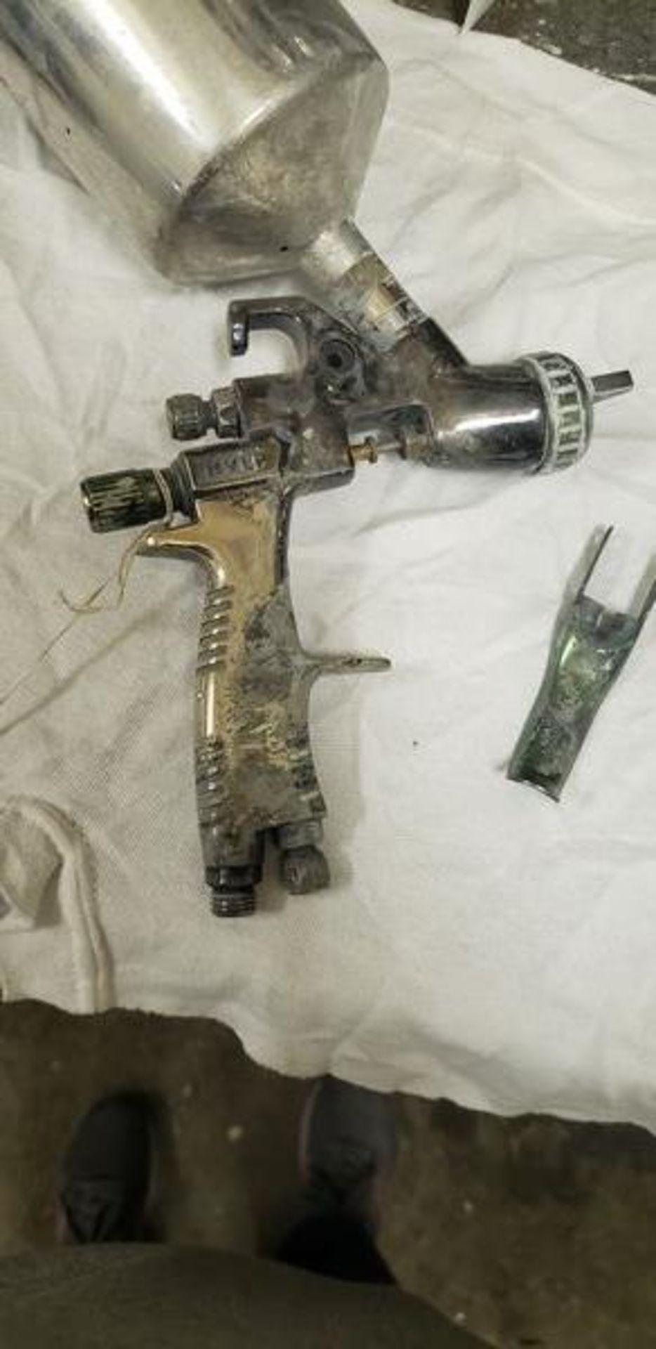 FX300 HVLP SPRAY GUN - Image 5 of 5