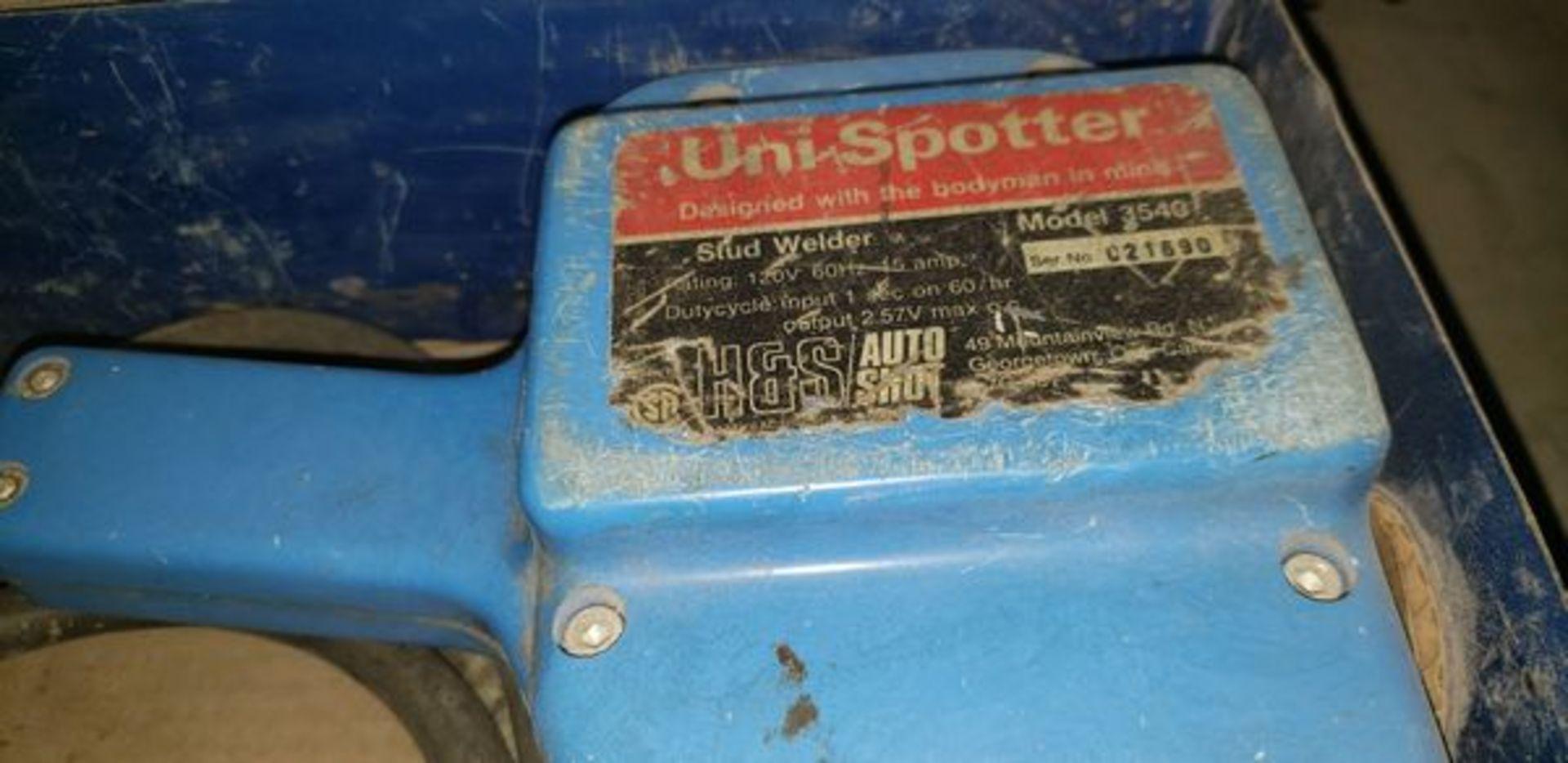 UNI SPOTTER PULLER - Image 2 of 4