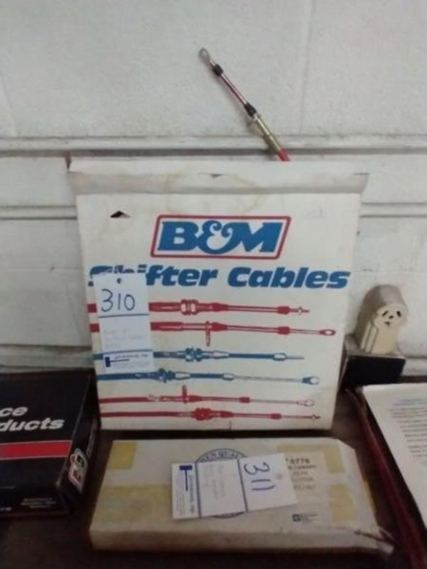 B&M 3' SHIFT CABLES 80831