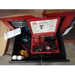 MAC TOOLS SOLDERING GUN WITH CONTENTS OF DRAWER