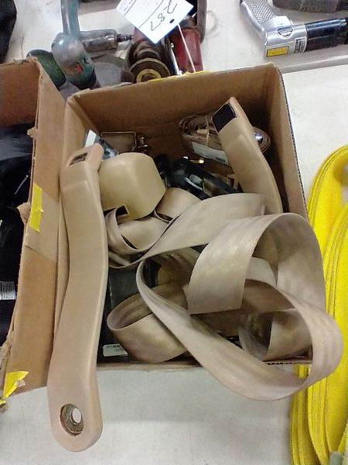 SETS OF SEAT BELTS - Image 5 of 5