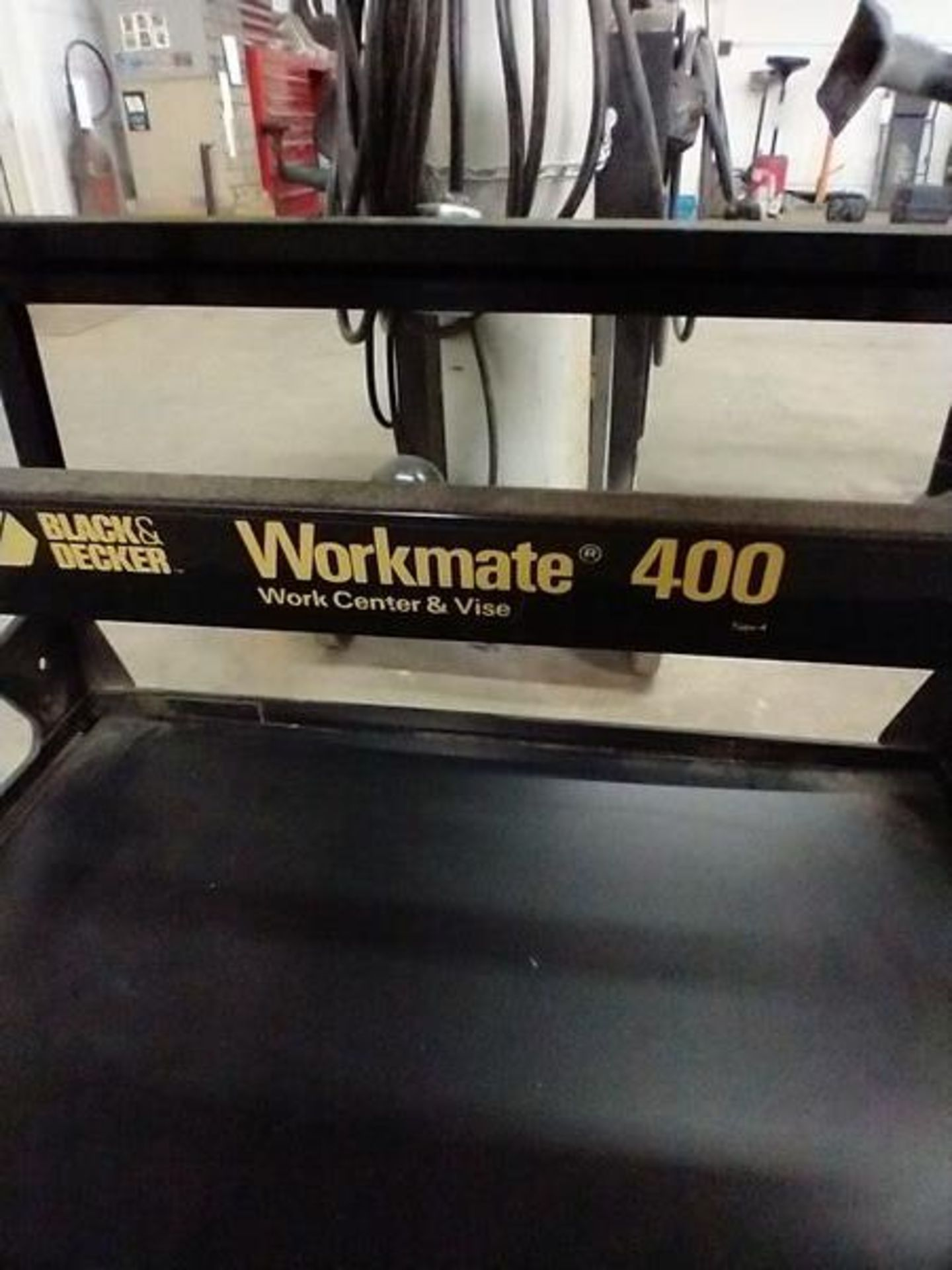 BLACK AND DECKER WORKMATE 400 - Image 4 of 4