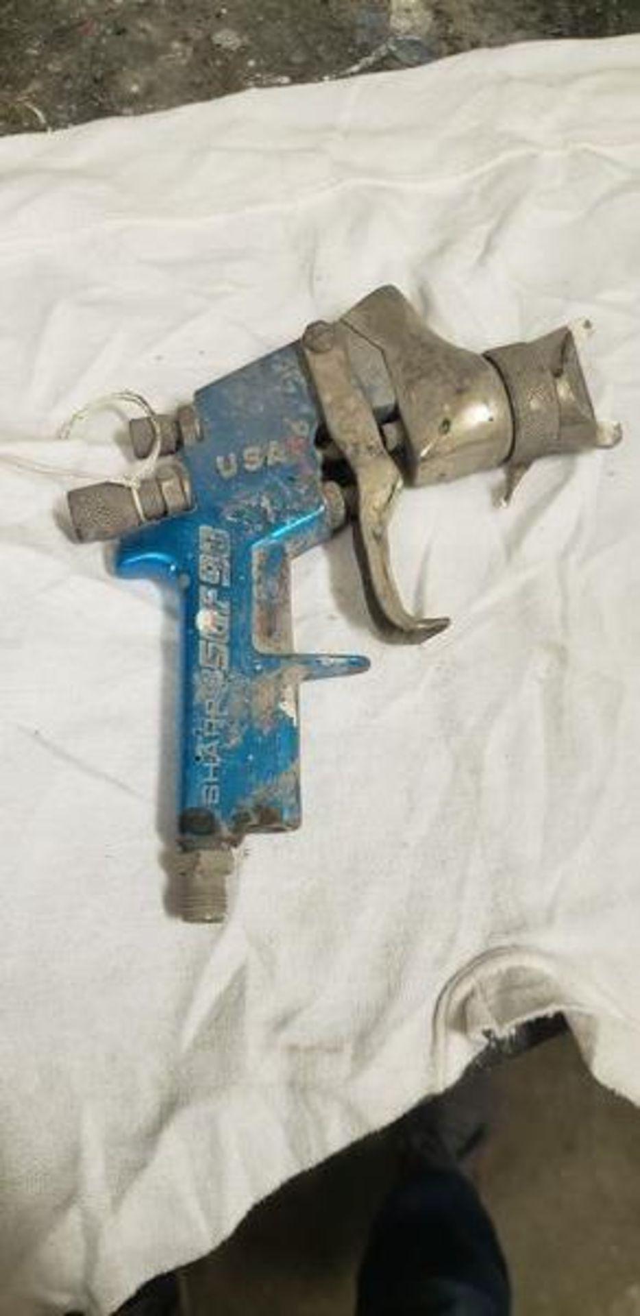SHARPE SGF98 USA SPRAY GUN