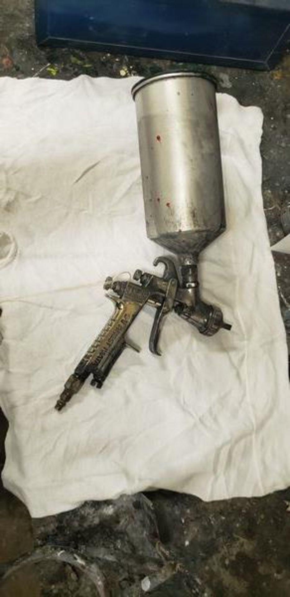 ANESTIWAT LPH 400 SPRAY GUN