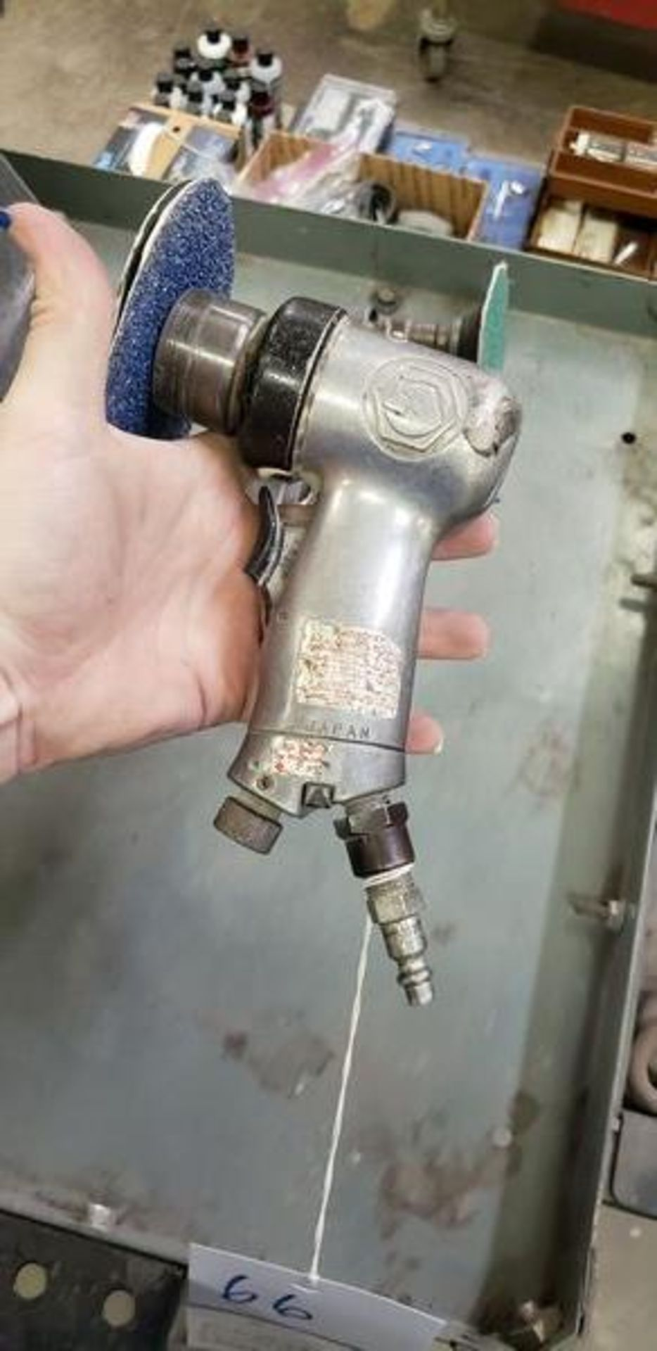 PNEUMATIC GRINDERS - MAC AND CHICAGO - Image 3 of 6