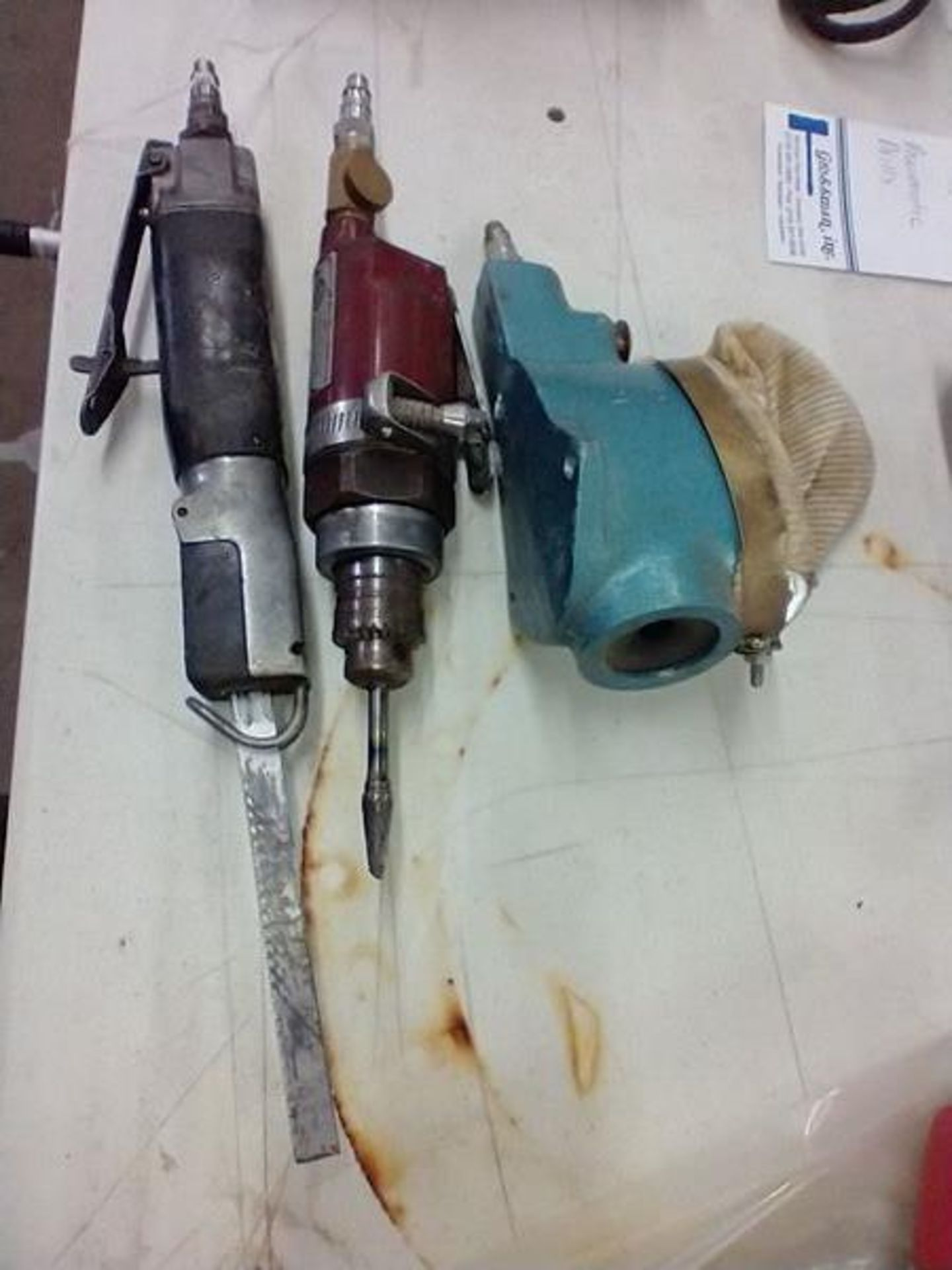 ASSORTED PNEUMATIC TOOLS - Image 3 of 3