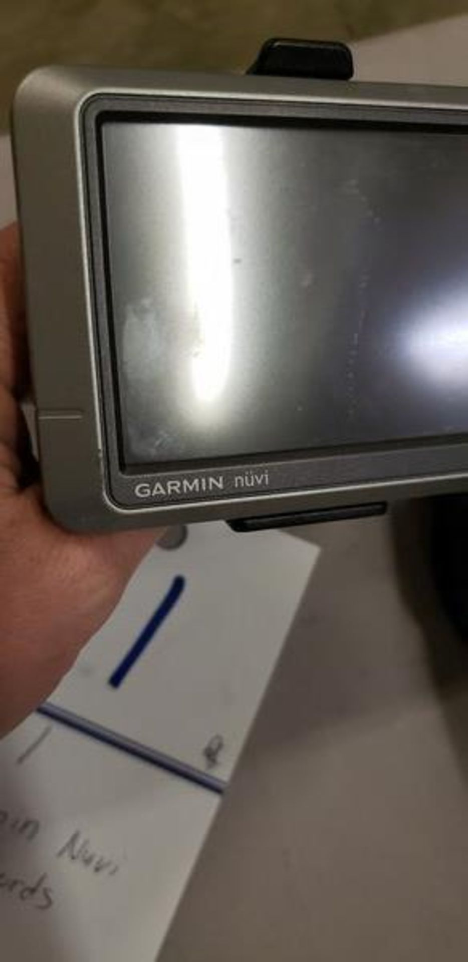GARMIN NUVI WITH 2 CARDS - Image 2 of 3