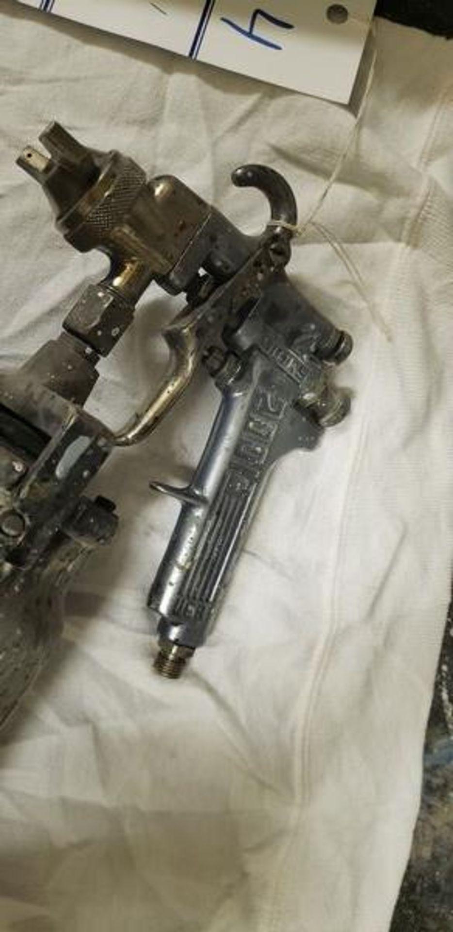 BINKS 2001 SPRAY GUN - Image 2 of 4