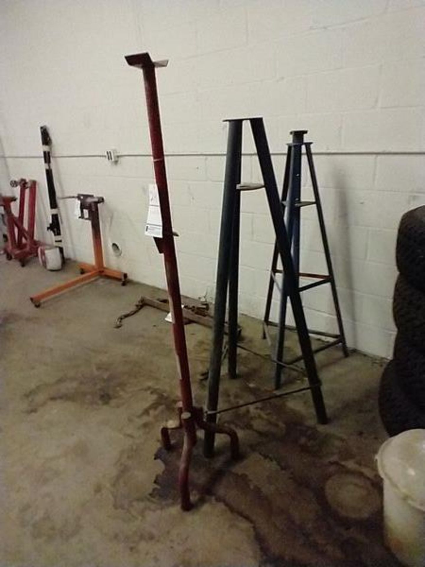 JACK STANDS - Image 3 of 3