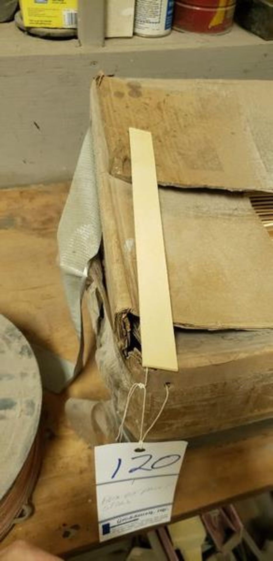 BOX OF PAINT STIRS - Image 3 of 3
