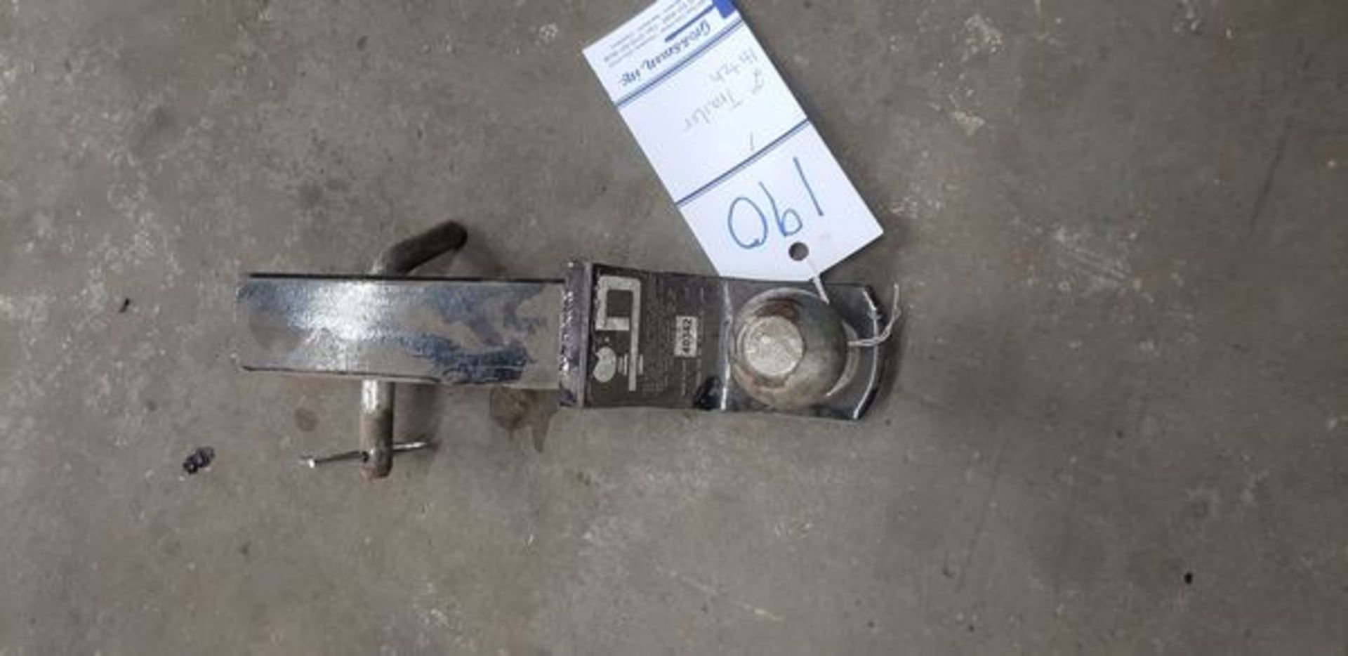 """2"""" TRAILER HITCH - Image 2 of 2"""