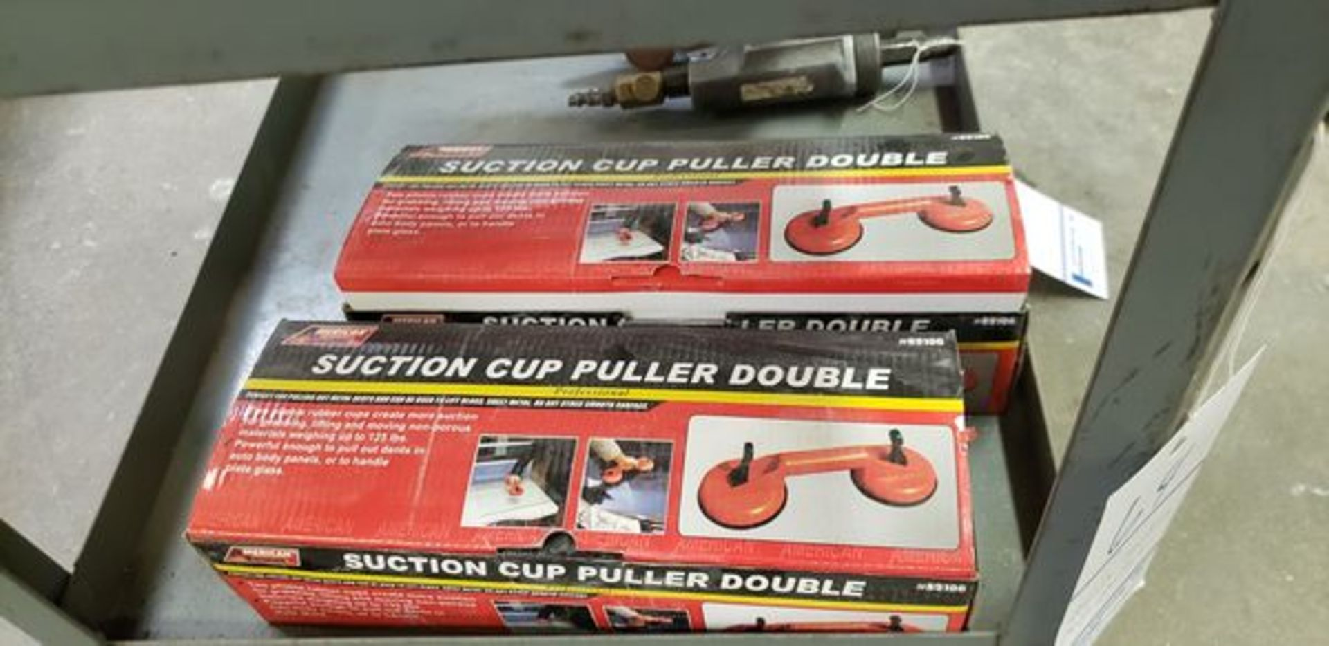 DOUBLE SUCTION CUP PULLER - Image 2 of 2