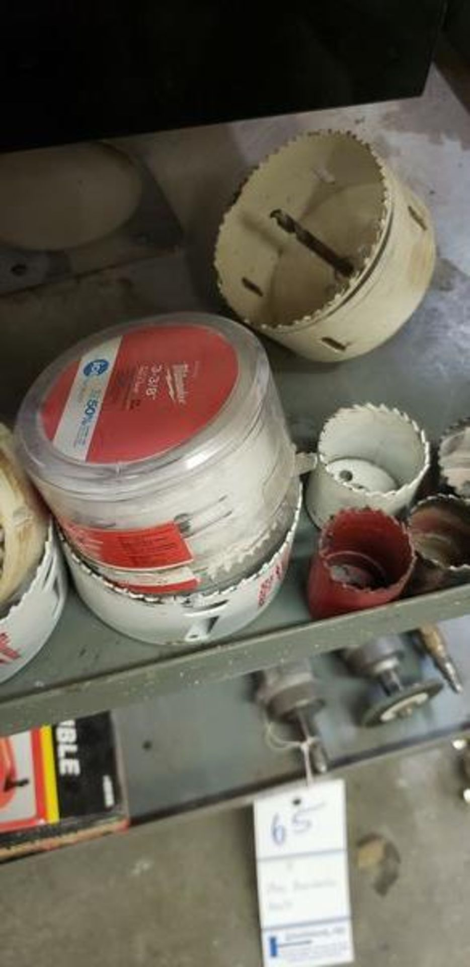 LOT OF HOLE SAWS - Image 4 of 5