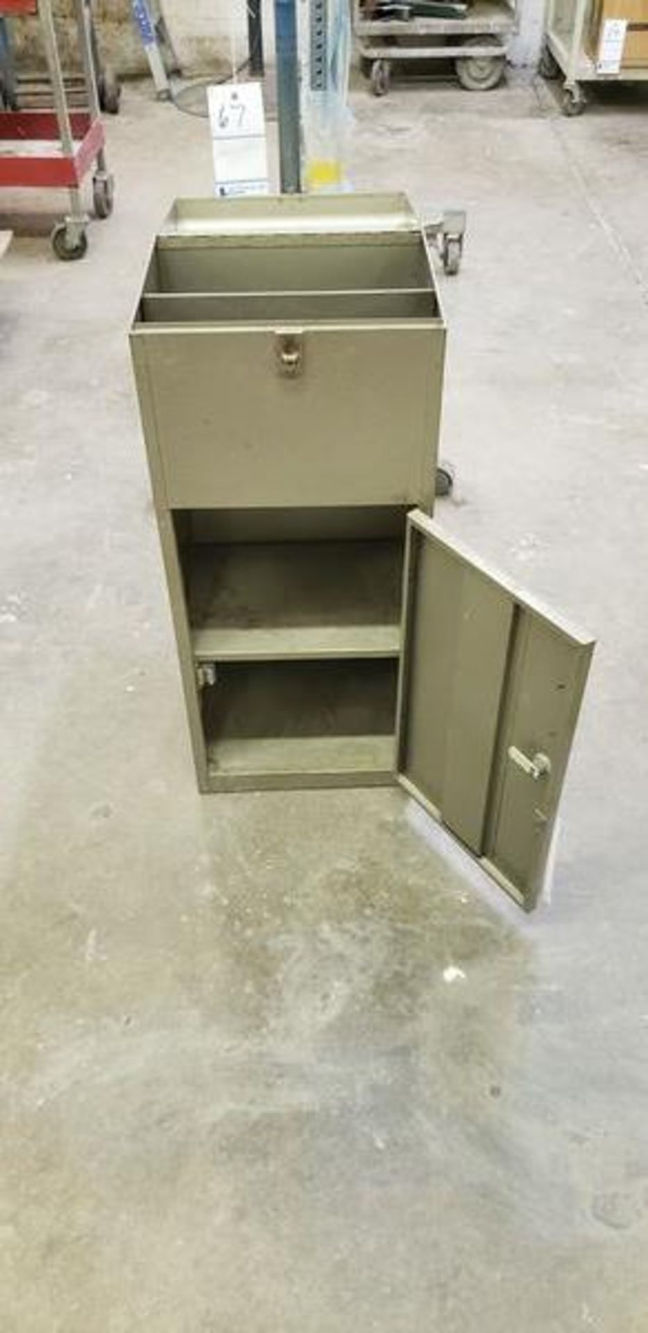 METAL CABINET - Image 4 of 4