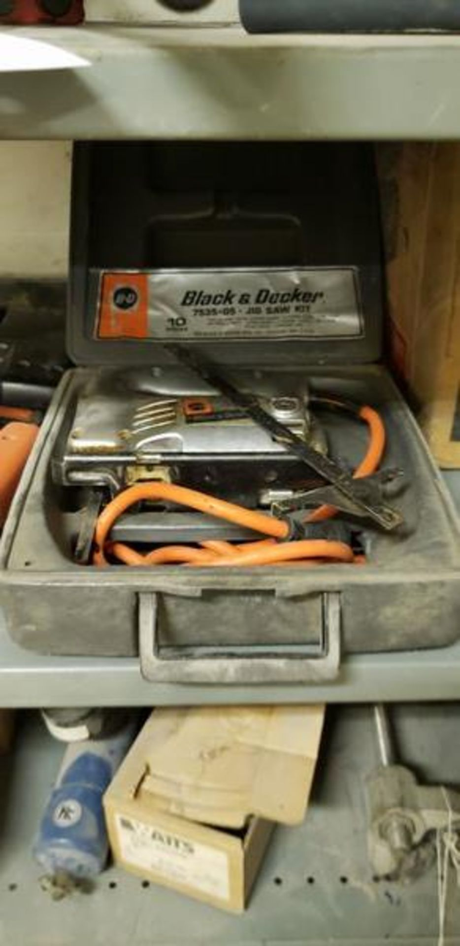 ASSORTED POWER TOOLS - 3 JIG SAWS AND 7.5 CIRCULAR SAW - Image 3 of 4