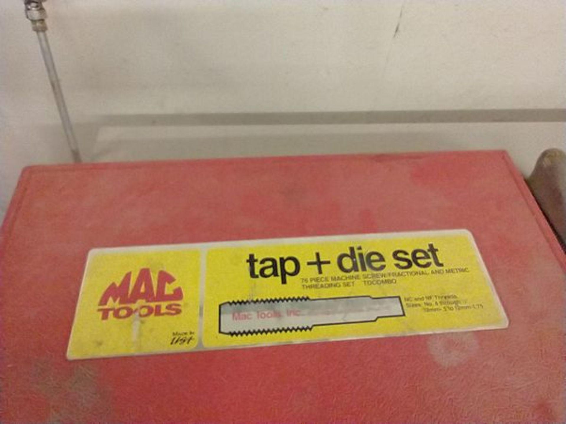 MAC 76PC TAP AND DIE SET - Image 5 of 5