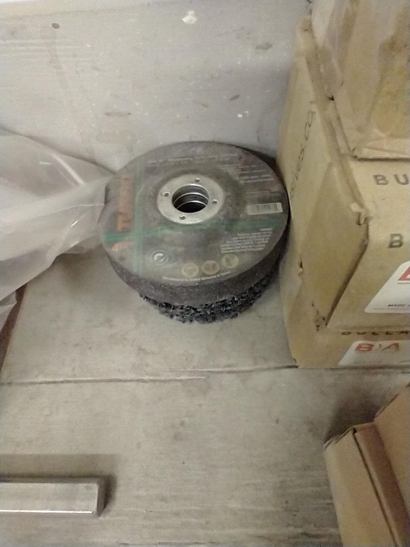 LOT OF ASSORTED CUT OFF WHEELS - Image 5 of 5