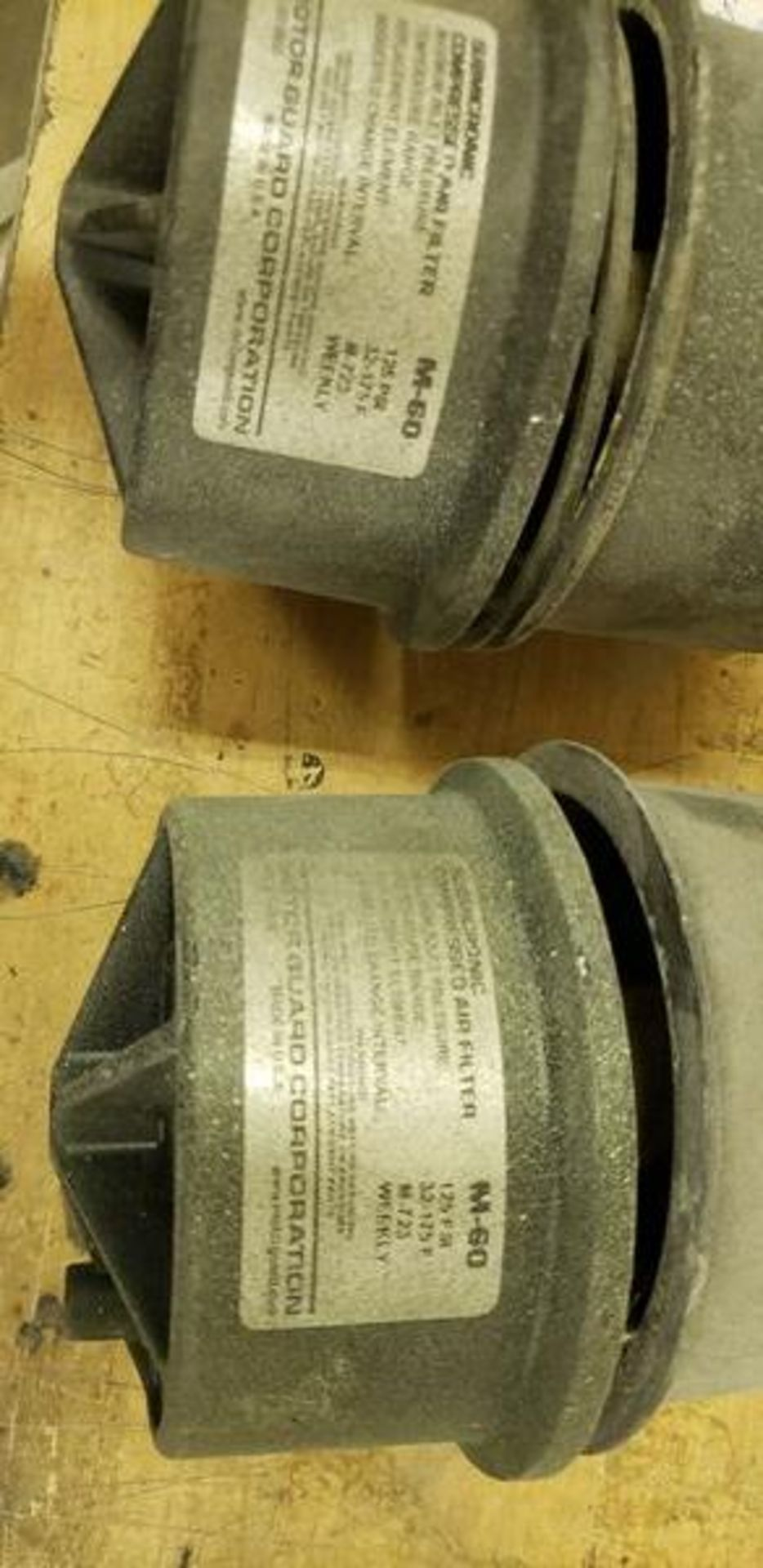 SUBMICRONIC COMPRESSED AIR FILTER M-60 - Image 3 of 3