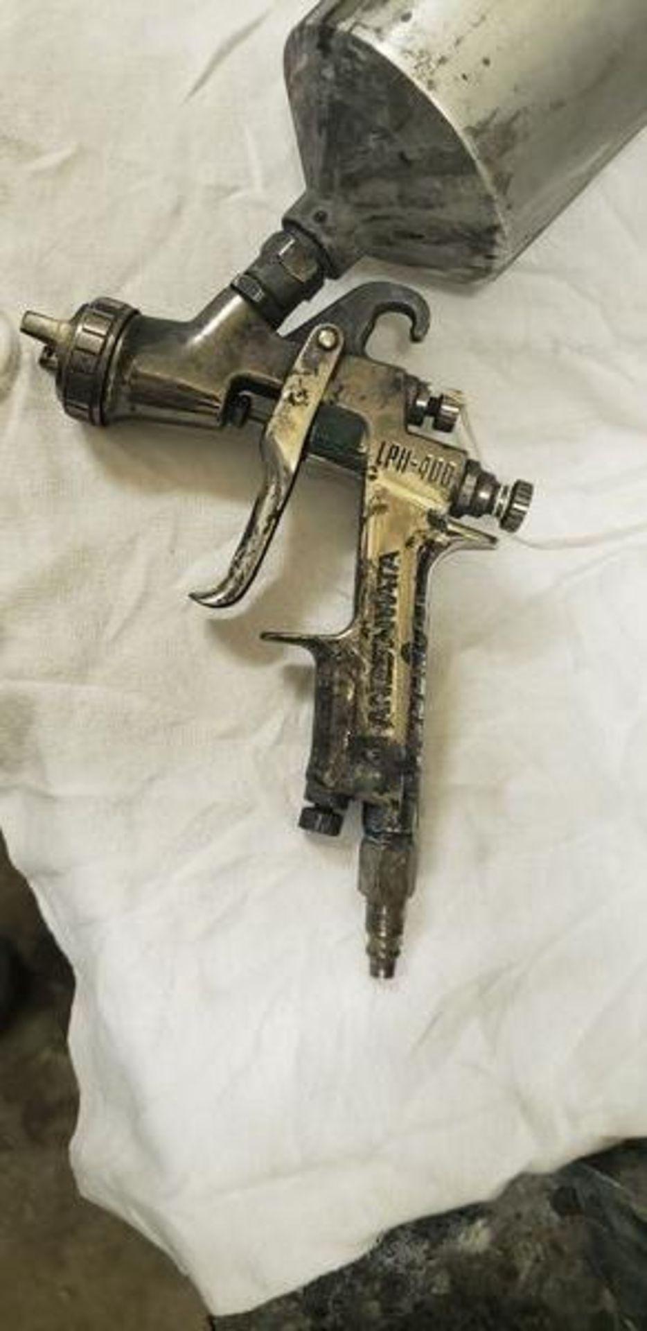 ANESTIWAT LPH 400 SPRAY GUN - Image 3 of 4