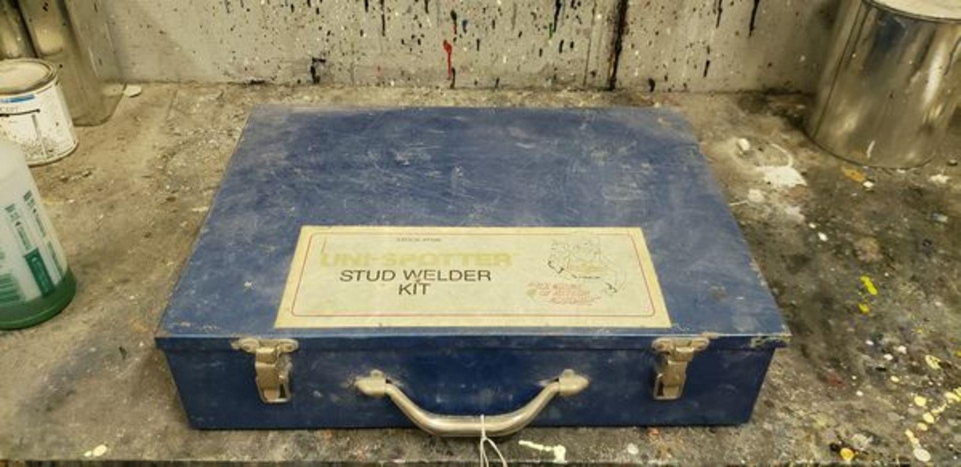 UNI-SPOTTER STUD WELDER
