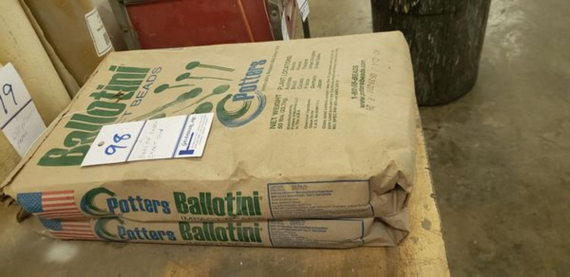 BAGS OF BALLOTINI IMPACT BEAD - Image 2 of 2