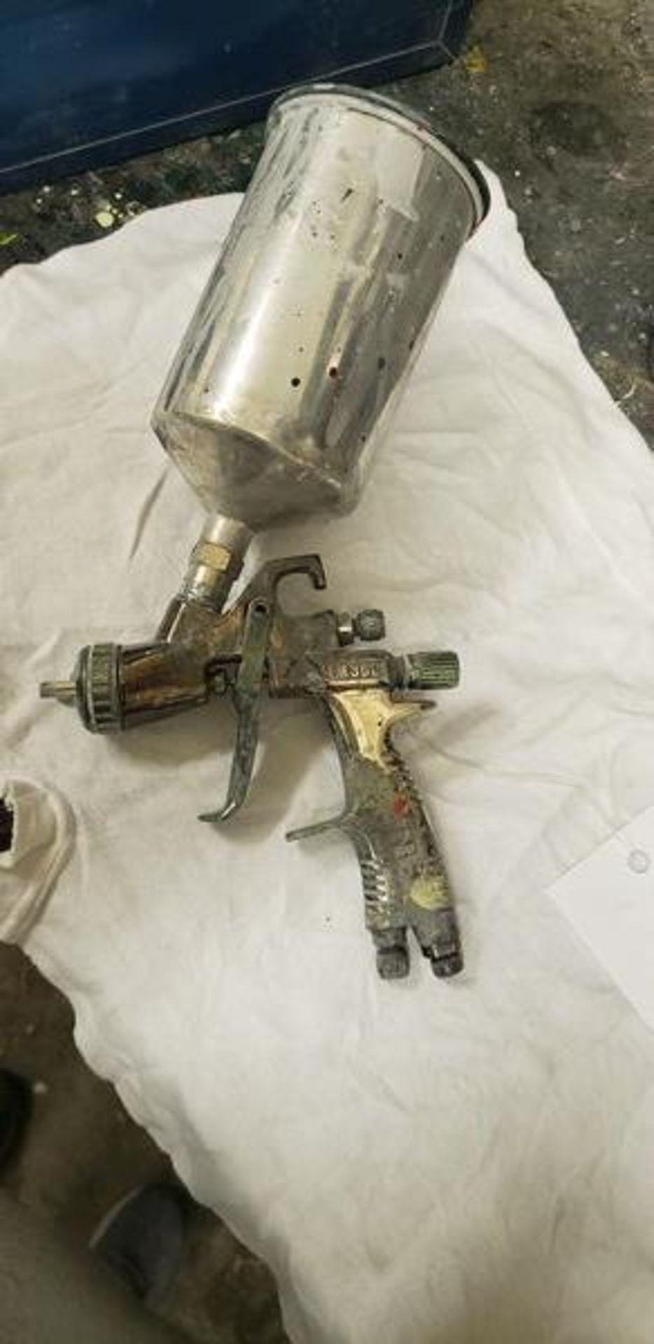 FX300 HVLP SPRAY GUN