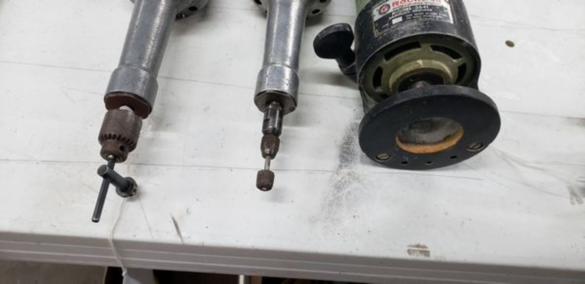 PNEUMATIC DREMMEL TOOLS AND LAMINATE TRIMMER - Image 5 of 5