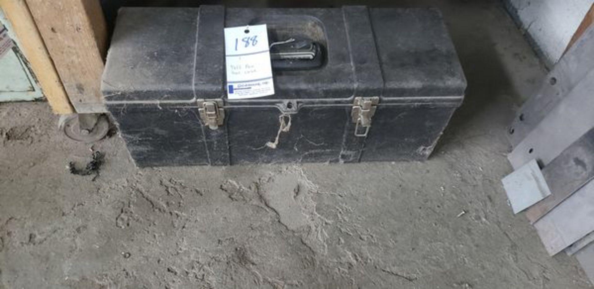 TUFF BOX TOOL CASE