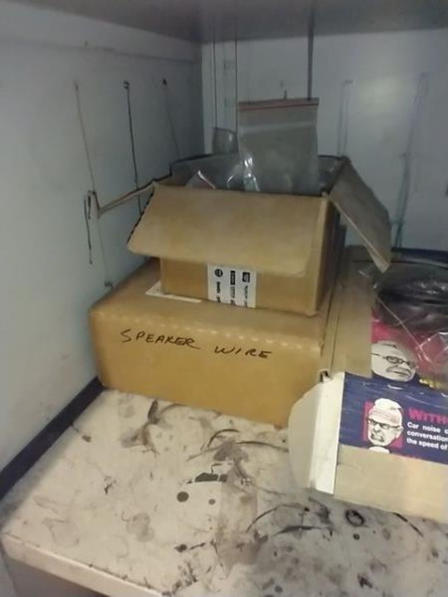 CABINET WITH CONTENTS OF ELECTRICAL AND MISC - Image 9 of 15