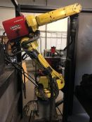 FANUC ARCMATE 100iC MIG WELDING CELL
