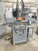 """8""""X20"""" GMN VERTICAL SPINDLE RECIPROCATING SURFACE GRINDER, MODEL MPS 3, SN 6331, NEW 1969"""