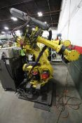FANUC ROBOT R-2000iB/210F WITH R-30iA CONTROL, CABLES & TEACH PENDANT, YEAR 2009