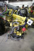FANUC ROBOT R-2000iB/210F WITH R-30iA CONTROL, CABLES & TEACH PENDANT, YEAR 2010