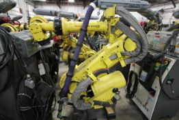 FANUC ROBOT R-2000iB/210F WITH R-30iA CONTROL, CABLES & TEACH PENDANT, YEAR 2014