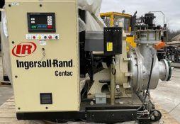 INGERSOL RAND CENTAC LOW PRESSURE HIGH VOLUME AIR COMPRESSOR - CENTRIFUGAL AIR COMPRESSOR