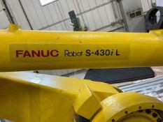 FANUC S-430iL WITH R-J3 CONTROL