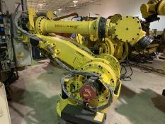 FANUC ROBOT M900iA/350 6 AXIS ROBOTS WITH R30iA CONTROLLERS, 350KG X 2650mm REACH