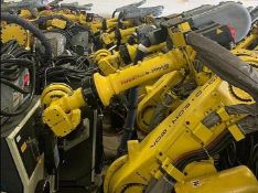 FANUC ROBOT R2000iB/210F ROBOTS WITH R30iA CONTROLS