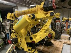 FANUCROBOT M900iA/600 6 AXIS CNC ROBOT WITH R30iA CONTROLLER