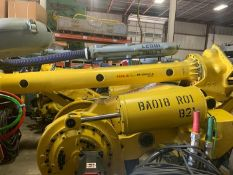 FANUC ROBOT M900iA/400L WITH R30iA CONTROLLERS, 400KG X 3625mm HIGH REACH