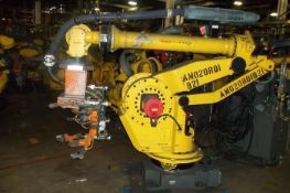 FANUC ROBOT M900iA/260L ROBOTS WITH R30IA CONTROLLERS