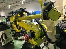 FANUC ROBOT M900iA/260L 6 AXIS CNC ROBOT WITH R30iA CONTROLLER