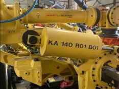 FANUC ROBOT M900iA/600 6 AXIS CNC ROBOTS WITH R30iA CONTROLLER, 600KG X 2,832 MM REACH
