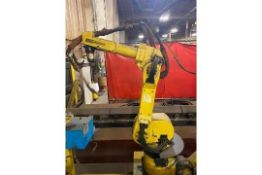 FANUC ROBOT ARCMATE 100iB WITH R-J3iB CONTROLLER