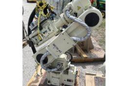 NACHI MC20-03 6 AXIS ROBOT 20 kg X 1733 mm H REACH WITH FD CONTROLLER