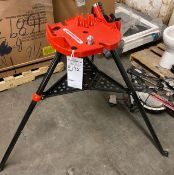 ROTHENBERGER TRI-STAND WITH CHAIN VISE
